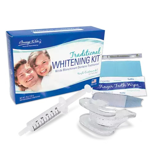 Tẩy Trắng Răng Advanced Whitening Kit Plus  25%